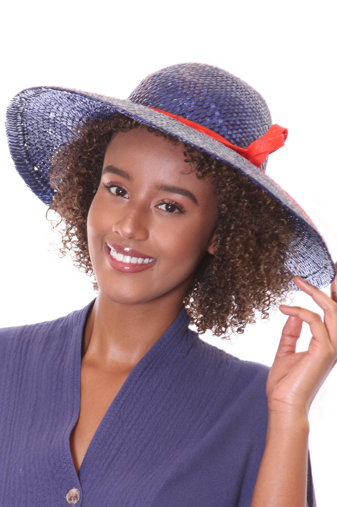 LARGE BRIM STRAW HAT