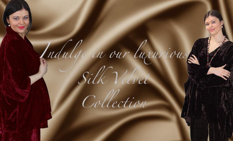 Luxurious Velvet Collection