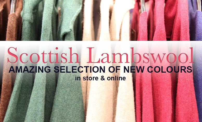 Scottish Lambswool